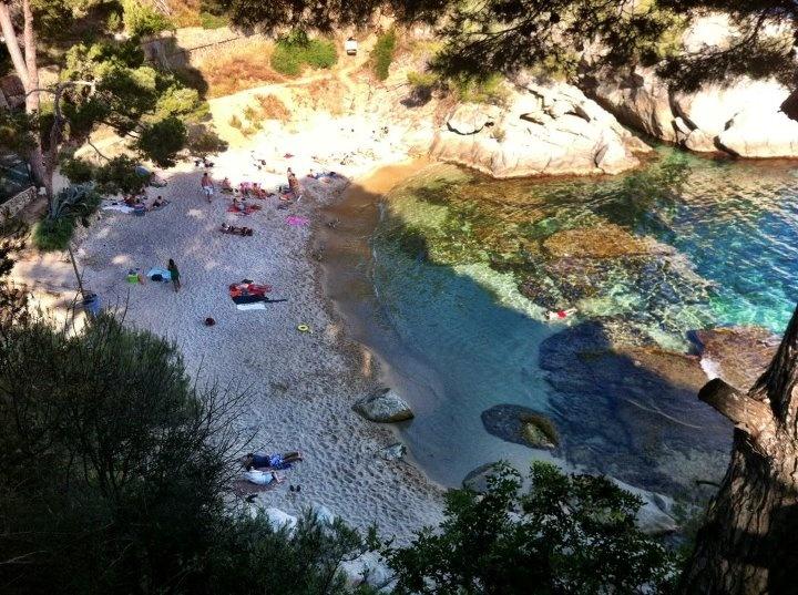 Mejores 9 im genes de platges en pinterest lugares for Piscinas naturales begur