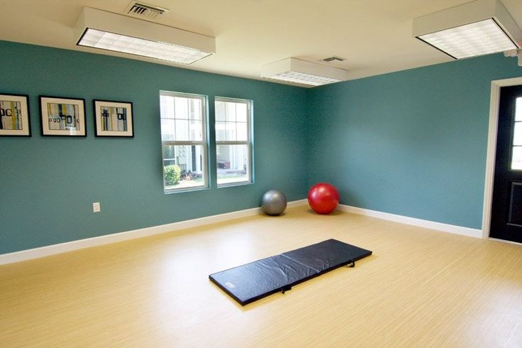Exercise Room Paint Colors Yoga Room Love The Paint Color Fitness Pin