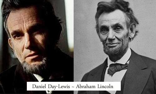 Daniel Day Lewis ~ Abraham Lincoln