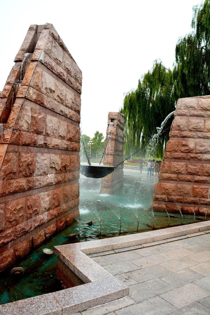 Tianjin water park, photographer-Tereza Večerková