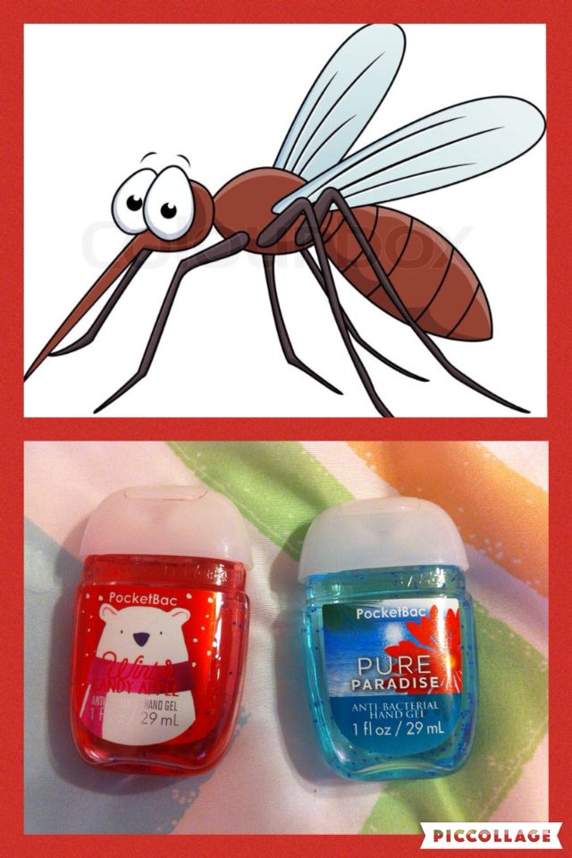 2016 Summer Life Hack Tired of itching mosquito bites