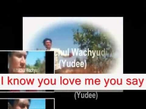 you say it in every we met - Miftachul Wachyudi (Yudee)