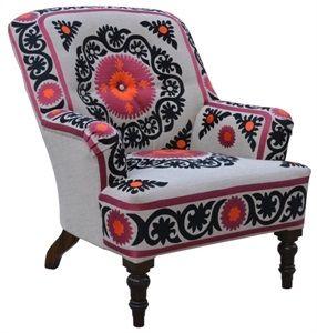 Suzani Armchair $1,400 #OrsonandBlake #SupaCenta #GiftGuides