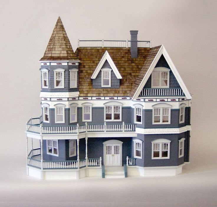 31 best images about victorian houses on pinterest queen for Victorian style kit homes