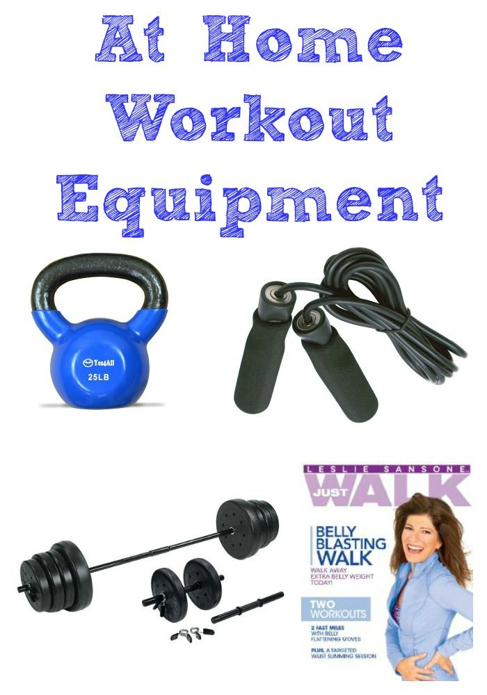 Workout Equipment To Have At Home | http://just2sisters.com/workout-equipment-home/