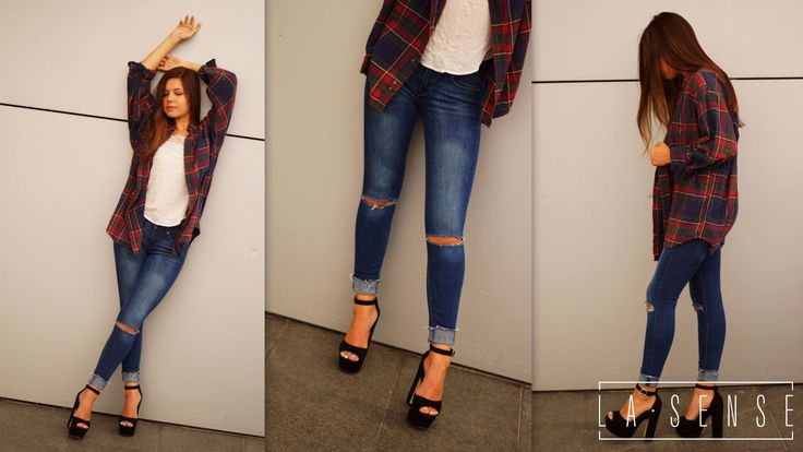 jeans#H&M#river island#soes#fashion#style#from New York#Gdansk#session# La sense photography#Caroline