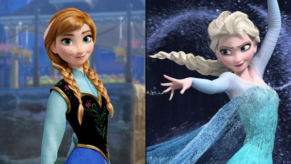 Dual Disney Princesses Face Off in New 'Frozen' Trailer