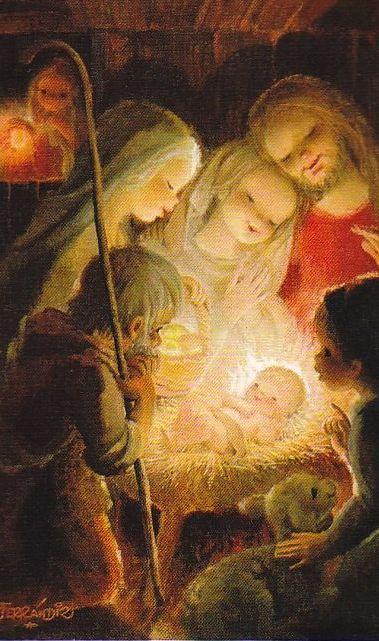 Un niño nació en Belén, el niño más hermoso, más puro y dulce... Y quiere nacer en tu corazón ésta Navidad.