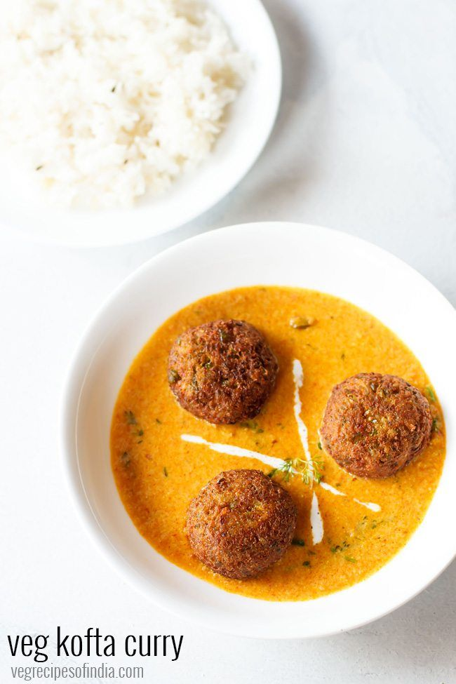 Restaurant Style Veg kofta curry recipe - Delicious and creamy veg kofta gravy recipe.