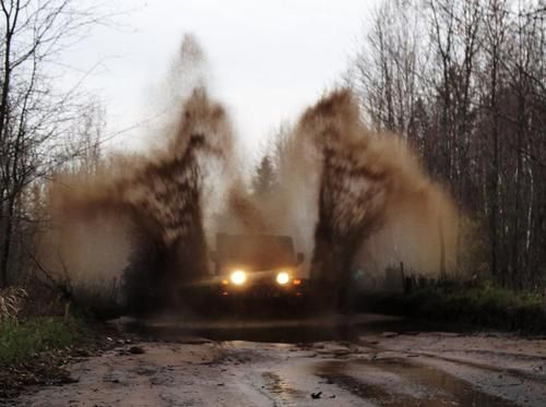 Heavy Duty power! But your jeep does not have to smell like mud. Hang your favorite #soluxairfresheners and power on!
