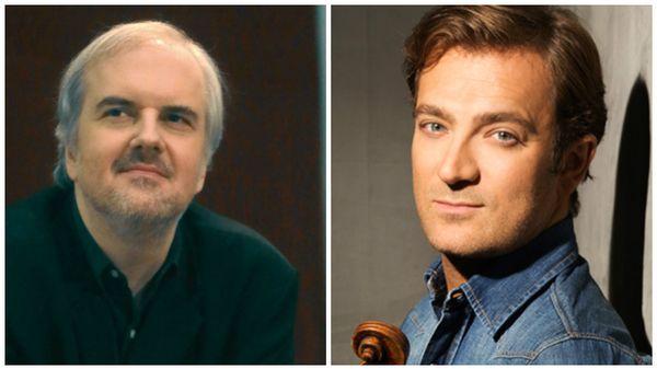 Les sonates pour violon et piano de Brahms par Renaud Capuçon et Nicholas Angelich