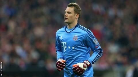 Manuel Neuer: Bayern Munich goalkeeper signs new five-year contract - BBC Sport