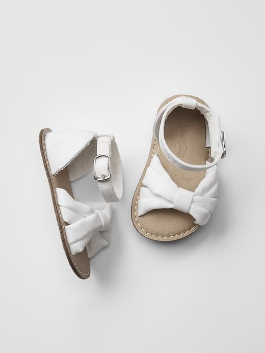 Bow sandals Product Image