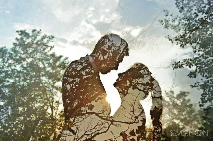 Una novia con coleta. Nos gusta, siii! © SILVER MOON FOTOGRAFÍA