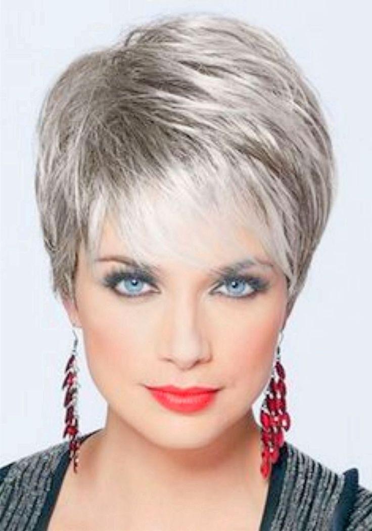 imagenes de cortes de cabello corto para mujer mas de 60