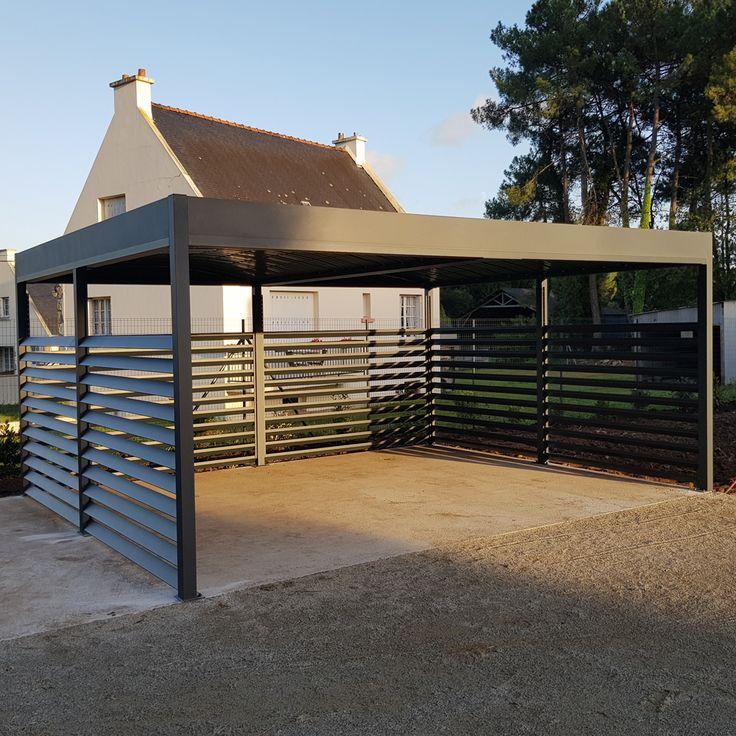 JLC Varianse vous propose son carport aluminium Appenthal