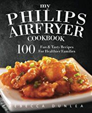 Airfryer Recipes 30+ delicious recipes Airfryer Recipes Youtube Airfryer Recipe Book Philips Airfryer HD9220 & HD9230 Recipe Book Philips Airfryer HD9240 Recipe Book Avance Collection Airfryer Recipes Chicken Video: Roast chicken & Potatoes  Airfryer Chicken Breast Recipe Airfryer Recipes Chips Video: Hot Chips 30+ delicious recipes for the Philips Airfryer 1. Panko-crusted fish fillets with chips 2. Sausages with spiced …