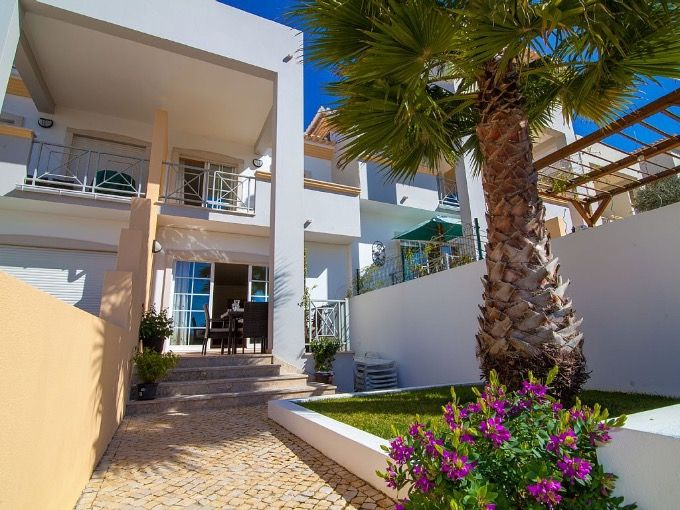 Holiday Villas Central Algarve 6 people » Albufeira Town