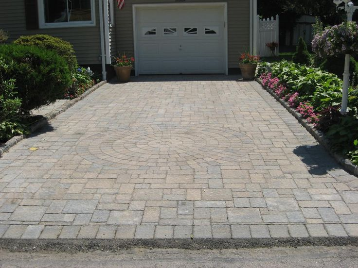 38 Best Images About Driveway Paving Ideas On Pinterest