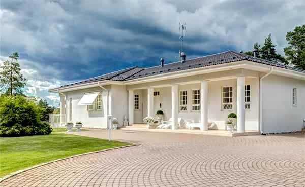 A stunning home in Finland worthy of the newest Eurojackpot millionaire