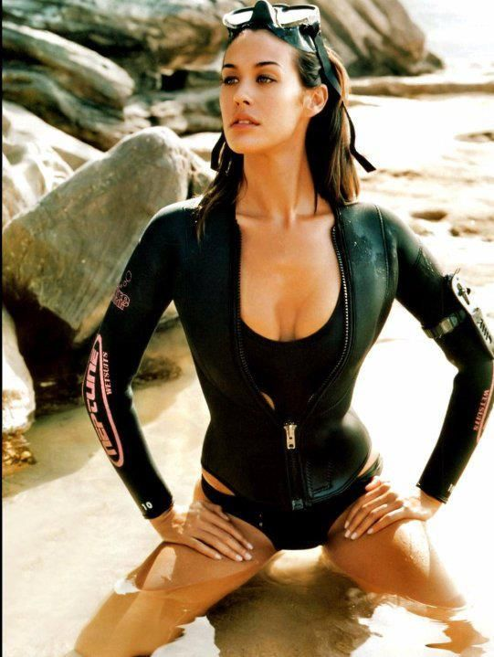 Agree, the Scuba diving sexy women this