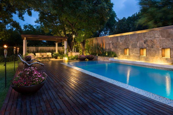 Las 25 mejores ideas sobre piscinas modernas en pinterest for Piscinas modernas minimalistas