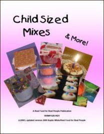 Homemade Child Size Cooking Mixes for their easy bake oven! Remembering this for Abbey one day...can't wait to get her an easy bake!!!!