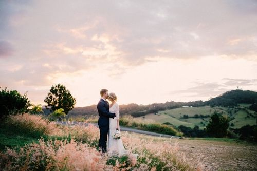Summergrove Estate wedding venue located on Australia's Tweed Coast!