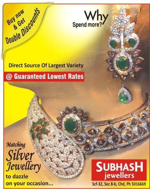 subhash jewellers sec 8