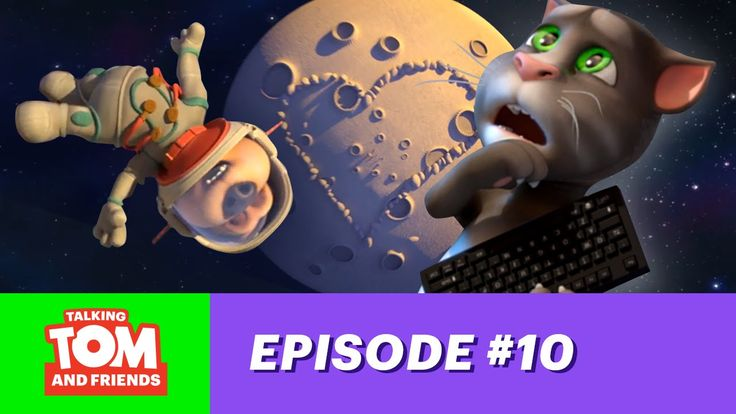 Talking Tom and Friends ep.10 - Man on the Moon 2 xo, Talking Angela #TalkingAngela #TalkingTom #MyTalkingAngela #LittleKitties #TalkingFriends #TalkingBen #TalkingHank #TalkingGinger #moon #love