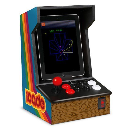 Pin for Later: The Best Gifts For Teens iPad Arcade Cabinet
