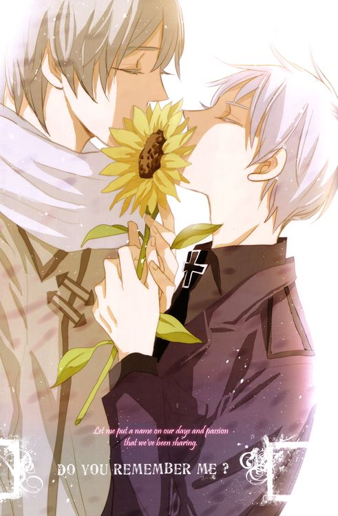 Russia and Prussia.