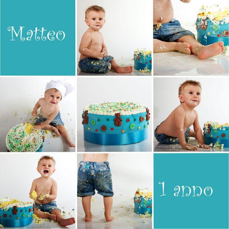Fotostudiodueci: Il  piccolo Matteo in occasione del suo primo comp...