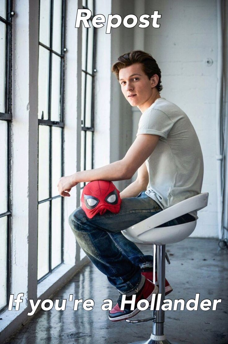 i have a pinterest board based on tom holland, so if that doesnt make me a hollander i seriously dont know what does