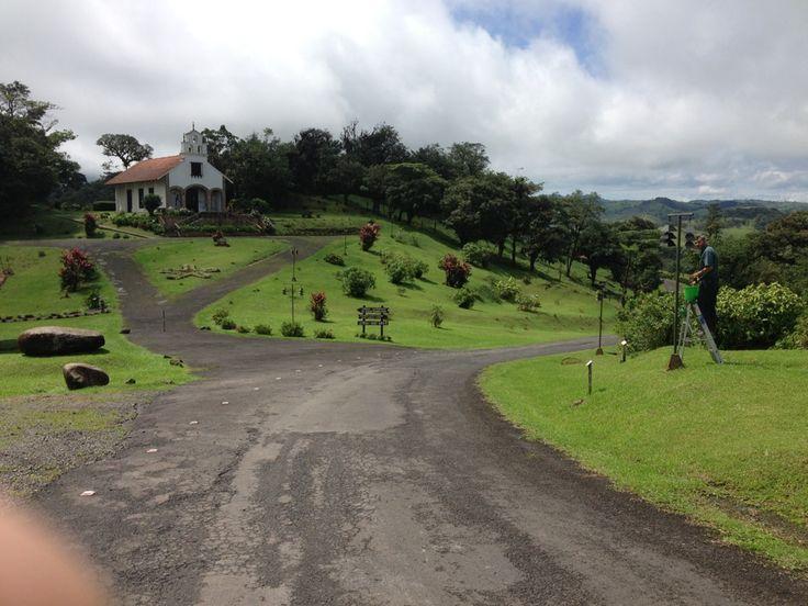Hotel Villa Blanca Cloud Forest Hotel Spa & Nature Reserve San Ramon (Costa Rica) in San Ramón, Alajuela
