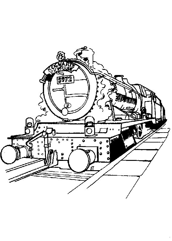 harry potter and the philosophers stone coloring pages 18