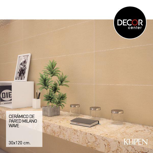 Inspírate con nuestras paredes texturadas.   #cerámico #diseñodeinteriores #tendencia #lovienDecorCenter
