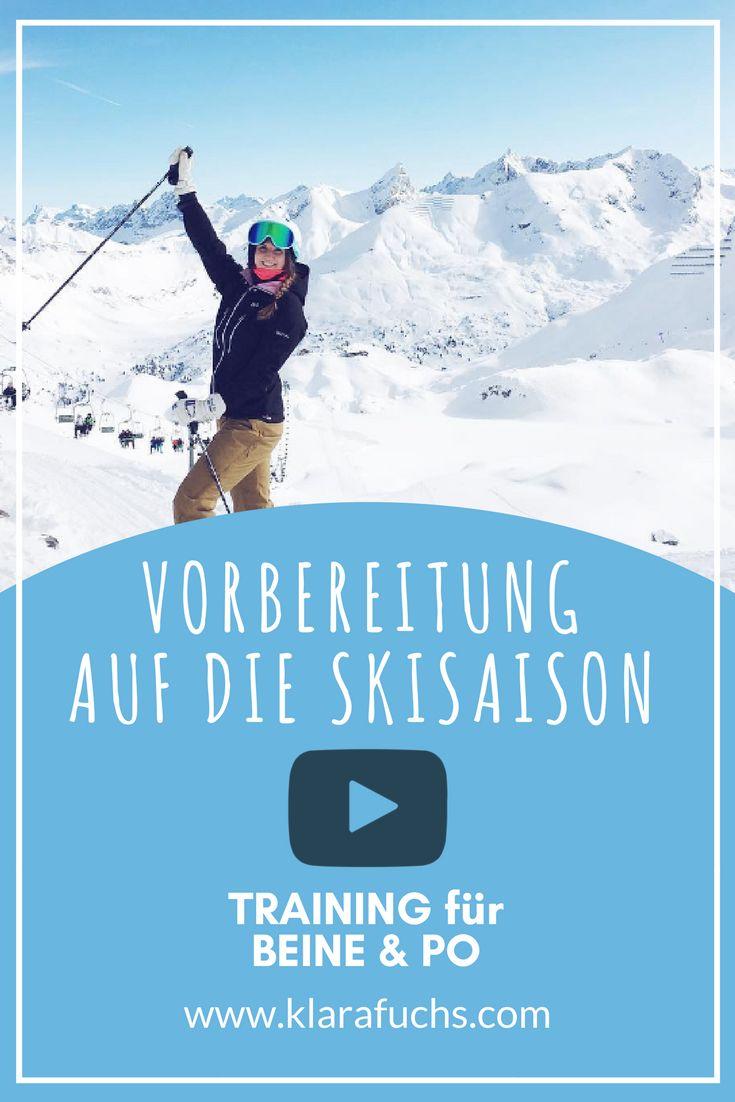 Video: Training für Bauch, Beine, Po! #bauchbeinepo #skifahren Mit diesen Tipps wirst du fit für die Wintersaison und zum Skifahren. Stärke deine Beine, deinen Rumpf und deinen Hintern! #skitraining #krafttraining