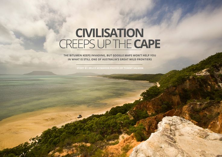Civilisation Creeps Up the Cape — UNSEALED 4x4