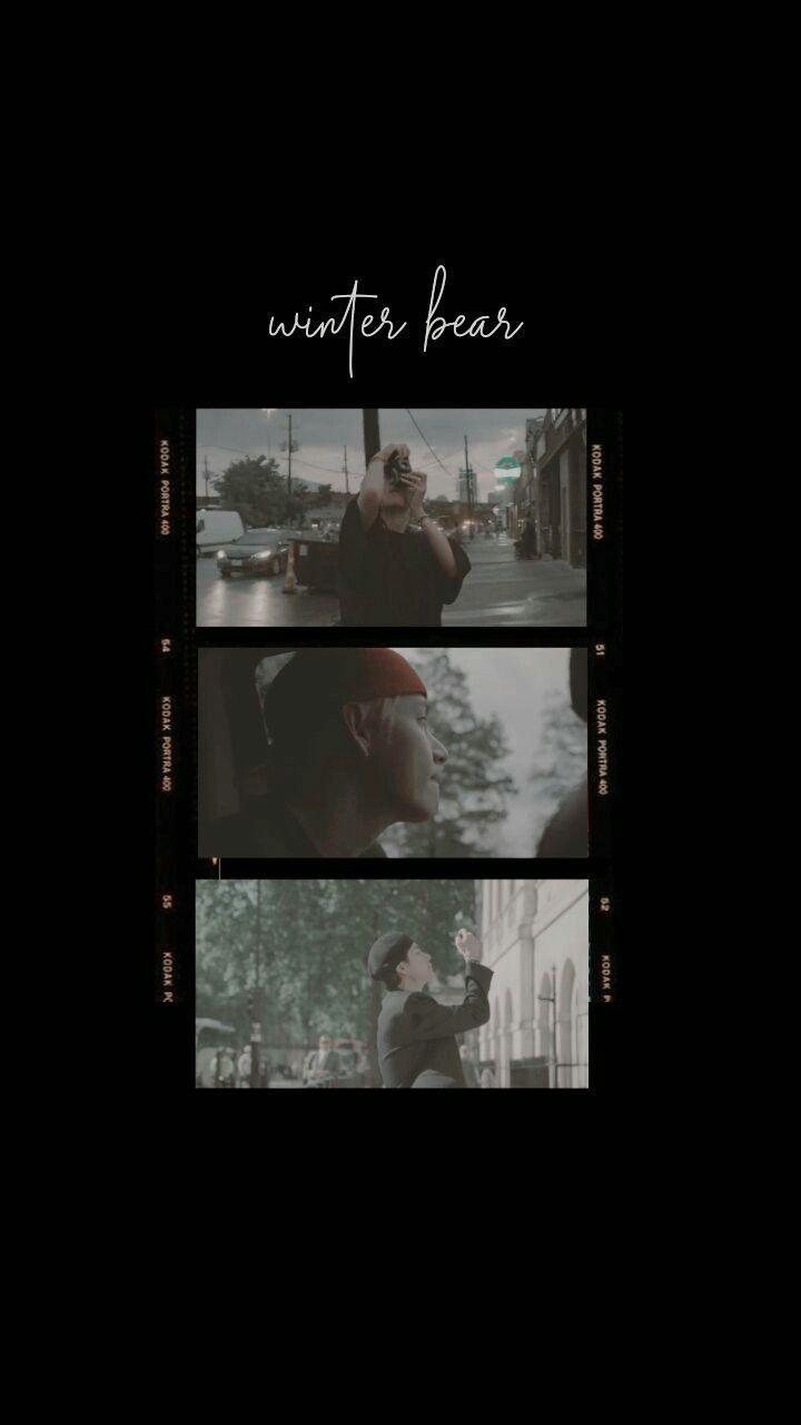 Winterbear V Wallpaper Ponsel Gambar Bts