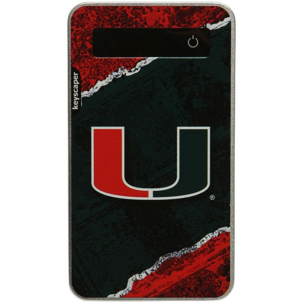 Miami Hurricanes Portable USB Charger - $49.99