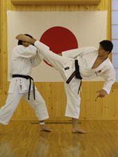 Japan Karate Association :: Features of JKA Karate