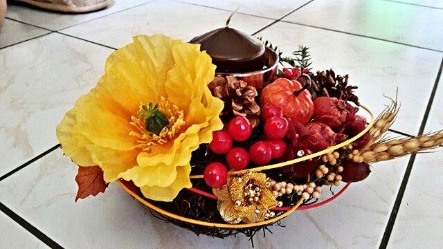 Svietnik jeseň