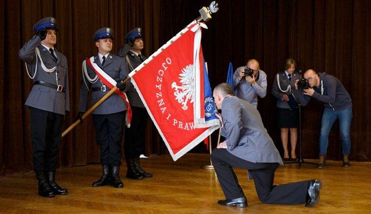 Podinspektor Leszek Buryła szefem krośnieńskiej Policji - Wiadomości Jedlicze - Jedlicze24.pl - Jedlicki Portal Informacyjny