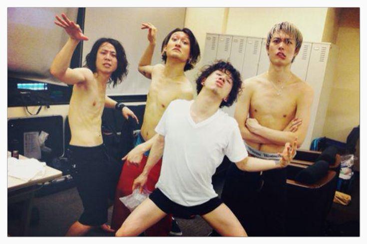 ONE OK ROCK : たわごと
