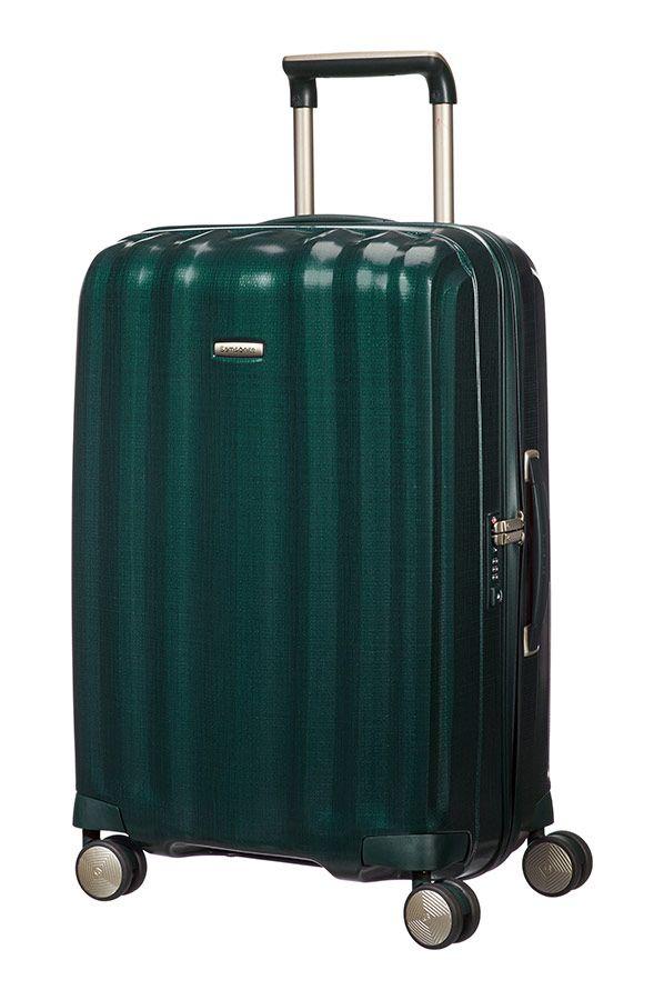 Samsonite Lite-Cube Spinner 68/25 Dark Green
