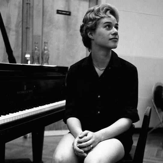 Carole King - Carole King age 17 RCA Studios Courtesy Sony Music...