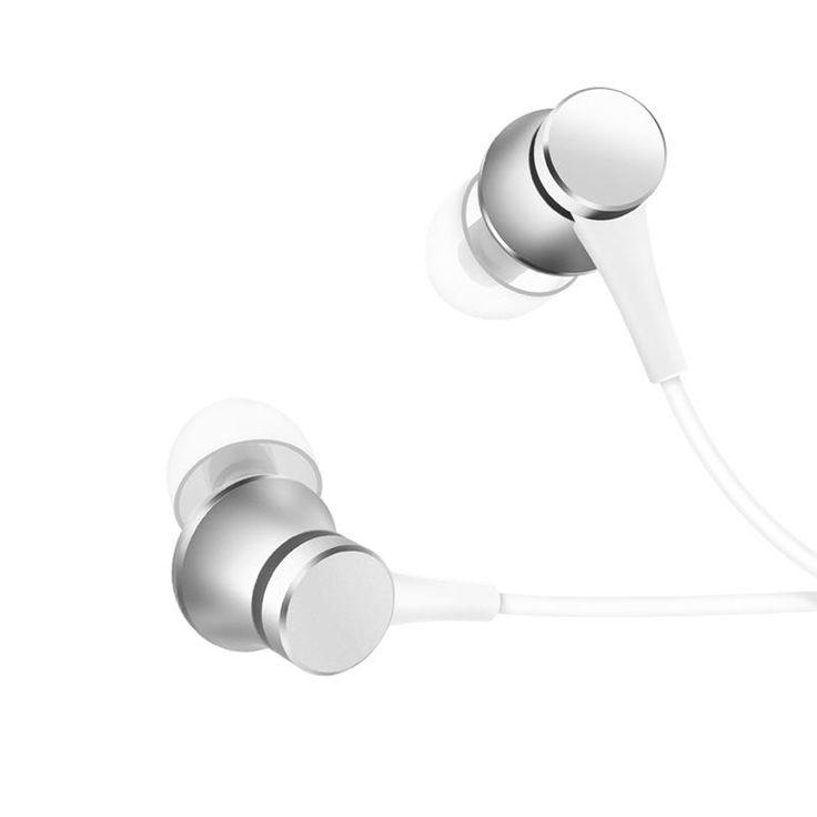Original Xiaomi Piston Fresh Edition Wired Control Earphone Headphone With Mic Sale - Banggood.com