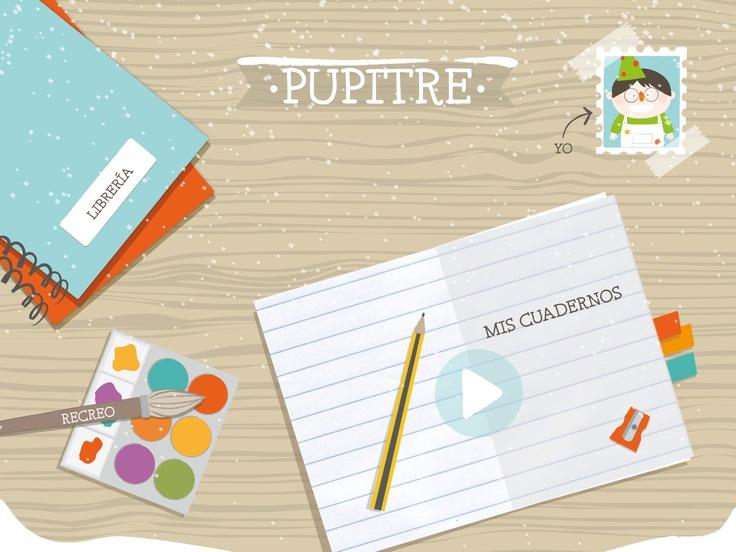 La nueva aplicación de Santillana para que tus hijos aprendan mientras se divierten.