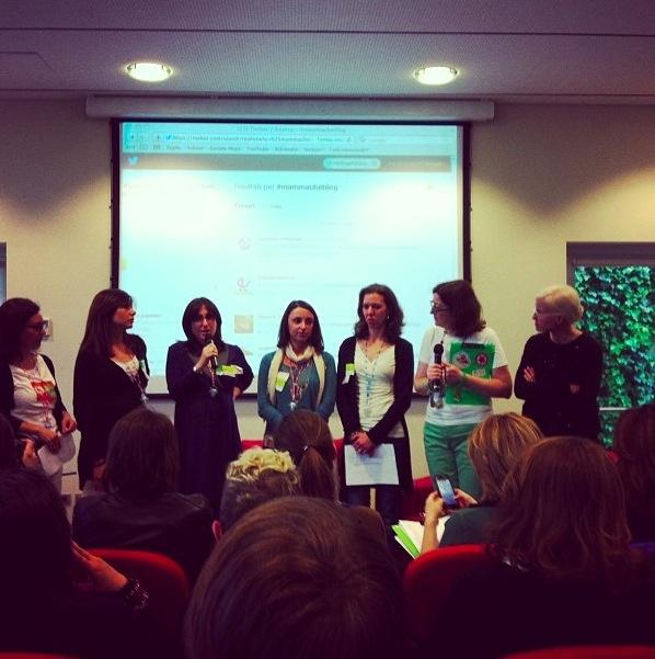 Premiazioni FM Award #mammacheblog 2013